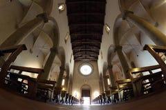 桑塞波尔克罗大教堂 免版税图库摄影