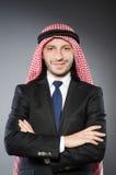 阿拉伯生意人 免版税库存图片