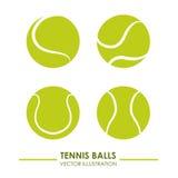 网球设计 图库摄影