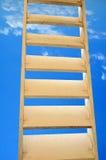 Лестницы к раю Стоковая Фотография