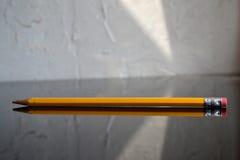 Желтый карандаш Стоковое Фото