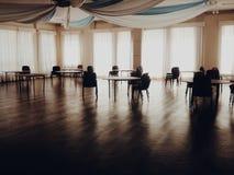 αίθουσα Στοκ εικόνες με δικαίωμα ελεύθερης χρήσης