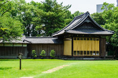 Японский дом чая Стоковое Изображение RF