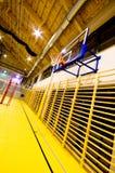 Современный интерьер спортзала Стоковые Изображения RF