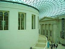 великобританский музей Стоковое Изображение
