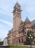 Здание муниципалитет Торонто старый Стоковое фото RF