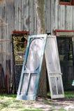 античные двери Стоковые Изображения RF
