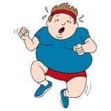 Полный бегун Стоковая Фотография RF