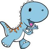 恐龙暴龙 免版税图库摄影