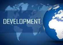 发展 免版税库存照片