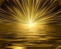 свет видит вектор Стоковые Фото