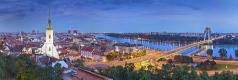 Βρατισλάβα Σλοβακία Στοκ Φωτογραφία