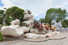 Орнаментальный сад Стоковое фото RF
