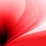 抽象曲线颜色背景 免版税库存图片