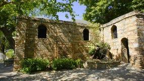 圣母玛丽亚寺庙  免版税库存图片
