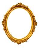 Рамка золота сбора винограда Стоковая Фотография RF