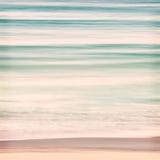 Ο ωκεανός πρήζεται Στοκ Φωτογραφίες