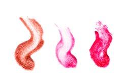 Лоск губы Стоковое Изображение RF