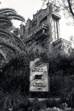 恐怖塔在华特・迪士尼世界的 库存图片