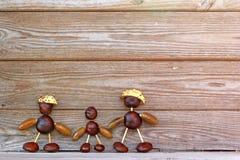 Семья символа Стоковые Фотографии RF