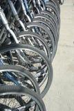 ποδήλατα Στοκ φωτογραφία με δικαίωμα ελεύθερης χρήσης