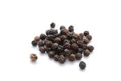 черный перец Стоковая Фотография