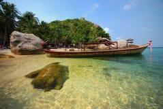ταϊλανδικές διακοπές Στοκ Φωτογραφίες