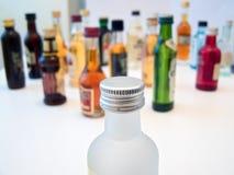 瓶 免版税图库摄影