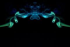 дым влияния Стоковое фото RF