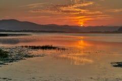 Остров отдыха Стоковая Фотография RF
