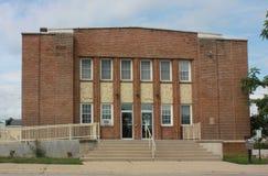 Здание муниципалитет Орегона двухместного экипажа Стоковая Фотография RF