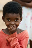 африканский ребенок Стоковые Изображения RF