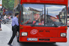 城市运输 免版税图库摄影