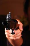 пушка старая Стоковое Изображение RF