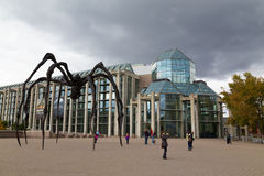 加拿大画廊国民 库存照片