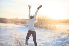 Утеха зимы Стоковая Фотография RF