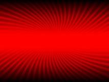 Абстрактные красный цвет и линия предпосылка извива Стоковое Изображение
