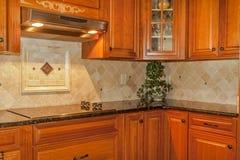 传统的厨房 库存图片