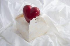 Ειδικό γαμήλιο δώρο Στοκ φωτογραφίες με δικαίωμα ελεύθερης χρήσης