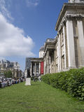 全国画象画廊在伦敦英国 库存照片