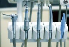 牙科设备 免版税库存图片
