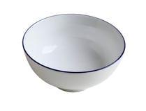 空的碗 库存图片