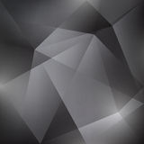 Предпосылка вектора серая абстрактная Стоковые Изображения