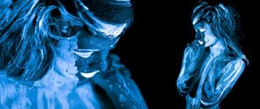 Αέρας στοιχείων Στοκ εικόνες με δικαίωμα ελεύθερης χρήσης