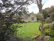 战争纪念建筑庭院 库存图片