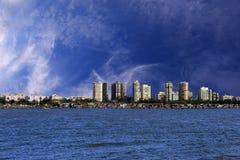 美丽的孟买 免版税库存图片
