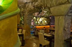 亚美尼亚餐馆 库存照片