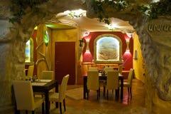 亚美尼亚餐馆 库存图片