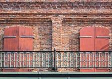 Όμορφες λεπτομέρειες, δεύτερο μπαλκόνι ιστορίας Στοκ φωτογραφία με δικαίωμα ελεύθερης χρήσης