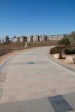 тротуар парка Стоковое Фото